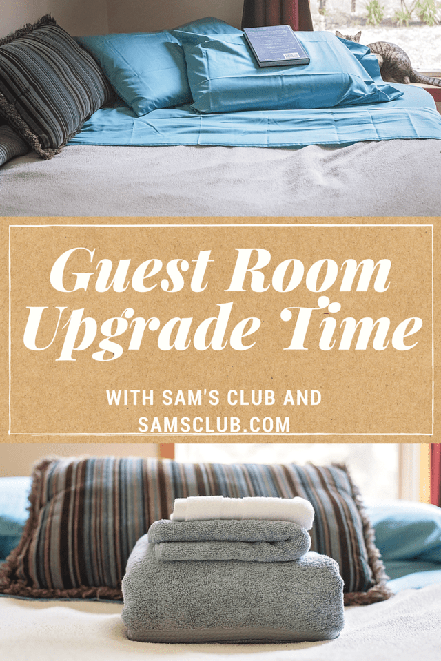 Guest Room Upgrade With Sam's Club Home Tamara Like Camera Beauteous Sam's Club Decorative Pillows