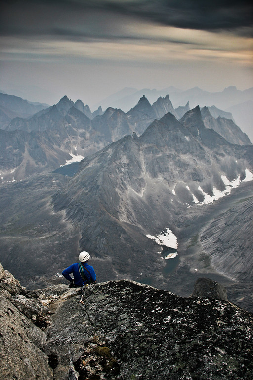 Adventure climbing mountains by Kelsey Gray
