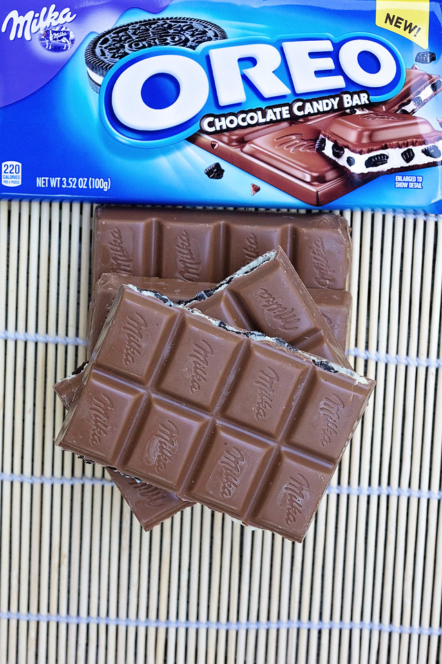 Take a MILKA OREO Candy Bar Break and enjoy a delicious deserved break. Also, enter NOW to one one of 5 Walmart Gift Cards! #giveaway #ad #TryOREOChocolate