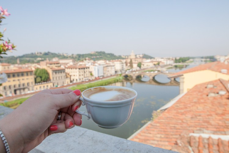 Florence, Italy has so much to offer including rich history, charming streets, delicious food, water views and so much more. Check out these tips on what to do during your next 48 hour visit to this romantic city! | www.eatworktravel.com The luxury, adventure travel couple!