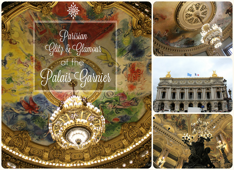 Pin This: Parisian Glitz and Glamour at the Palais Garnier