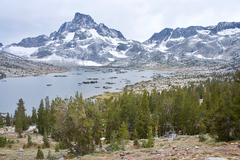 best hiking trails in california - john muir