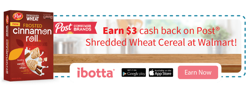 You were #BornToShred! Get $3 cash back when you buy Post Shredded Wheat Cereal! Don't miss this energizing offer! Mornings just got better #ad #ShredTheDay