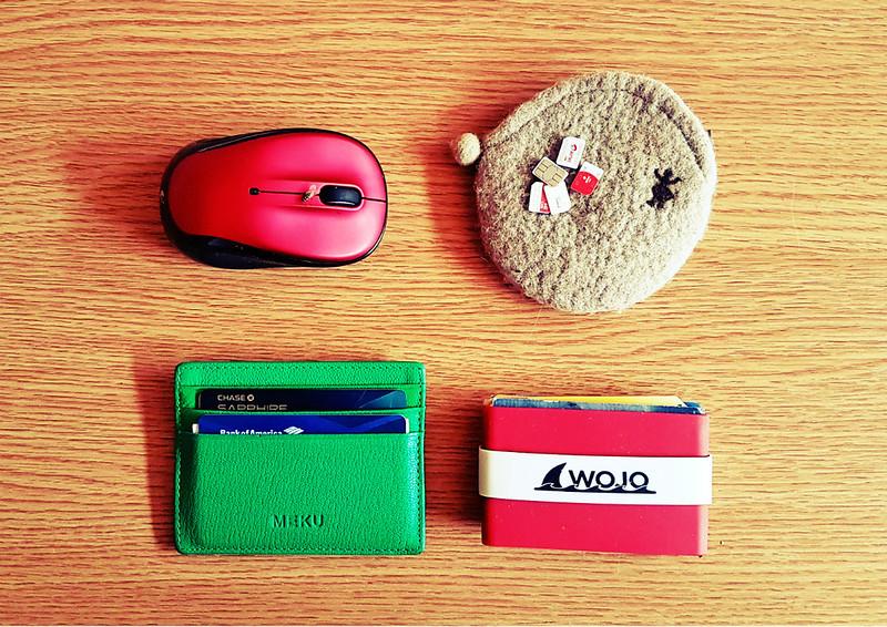 Full-time traveler - credit card holders