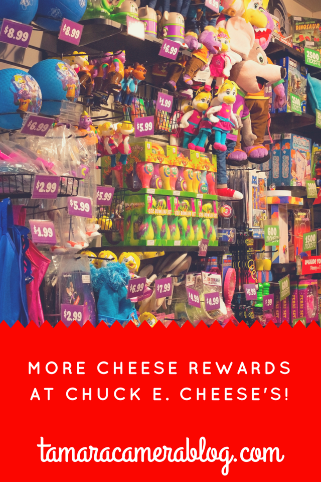 The Chuck E. Cheese's you already know and love just launched its More Cheese Rewards program nationally - and that means more of the Chuck E. Cheese's you love! Sign up for More Cheese Rewards on their mobile app or website! #ad