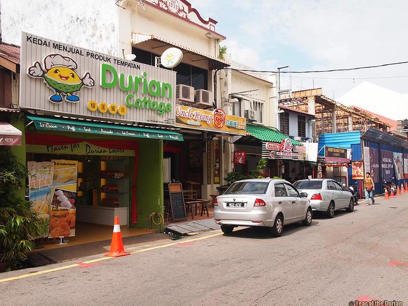 malacca durian