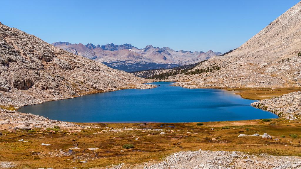 Guitar Lake High Sierra Trail Sequoia National Park