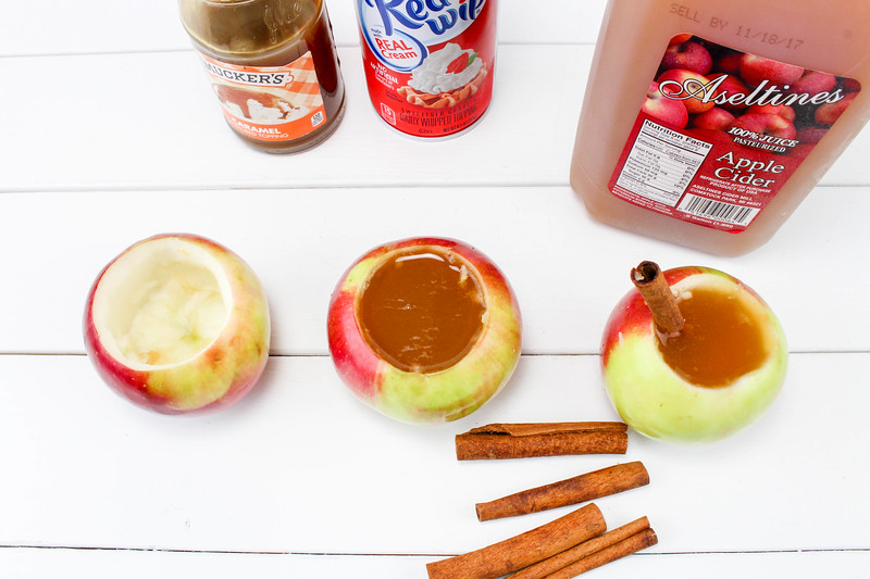 This is a fun way for kids to enjoy apple cider all fall and winter long. We have it in our fridge from about September until spring. Great holiday #recipe