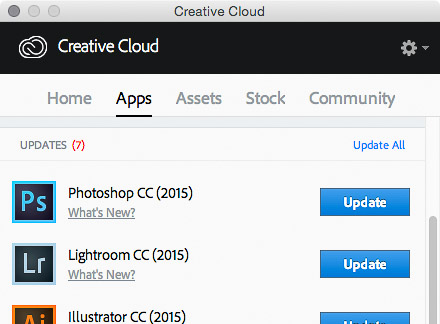 Adobe Lightroom CC 2015 1, Camera Raw 9 1, and Lightroom