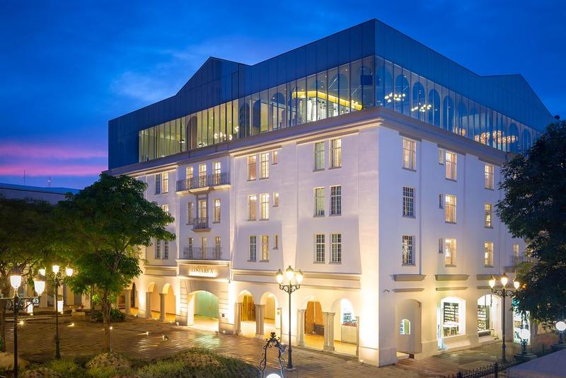 where to stay in costa rica - gran hotel