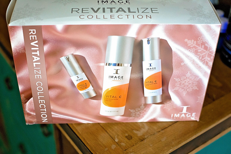 reVITALize Holiday Collection from IMAGE Skincare