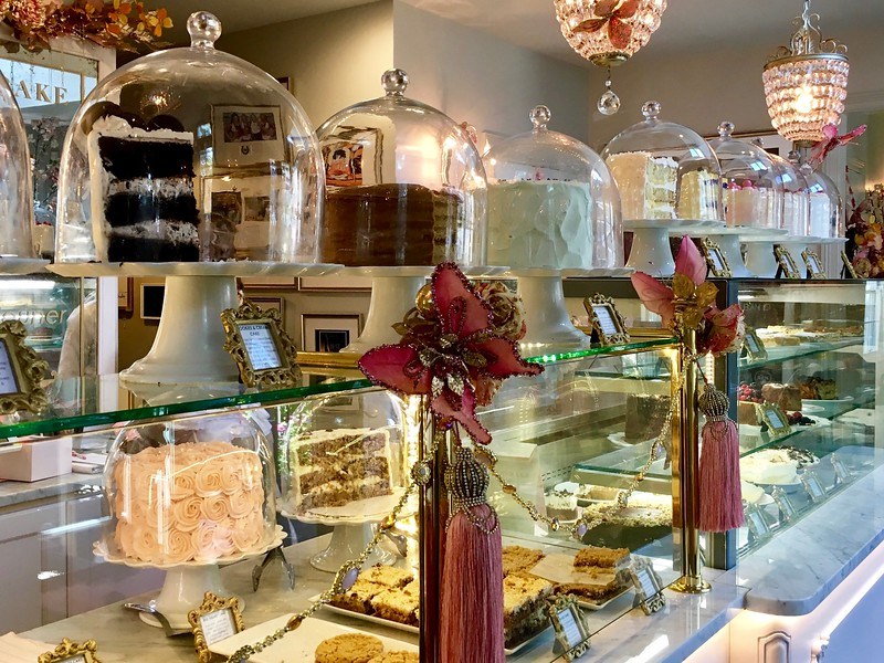 The Cake Bake Shop in Broad Ripple, Indianapolis