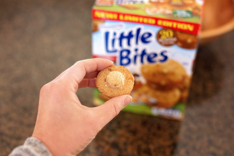 #sponsored Enter to win $2,500 for yourself and your local school of choice with the Little Bites® Cinnamuffins Sweepstakes! #LoveLittleBites #LunchboxGoals