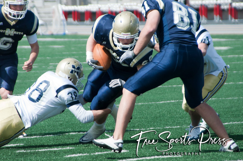 Hardrockers Alumni Game (2012)