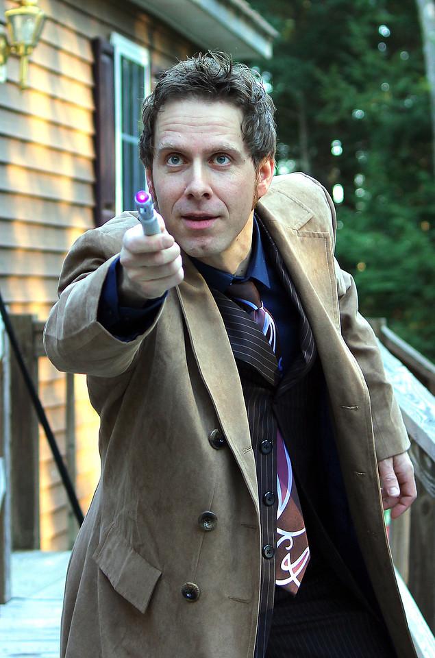 Doctor Who Halloween