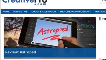 ASTROPAD - Gallery of Astropad: Use Your iPad As A