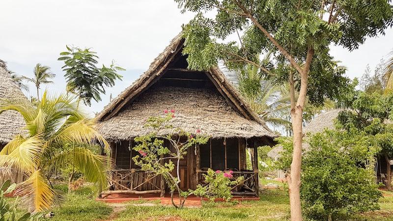 Trip to Zanzibar - Promised Land Lodge hut