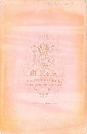 M. Wolfe (Dayton, Ohio) (ms036_0049)