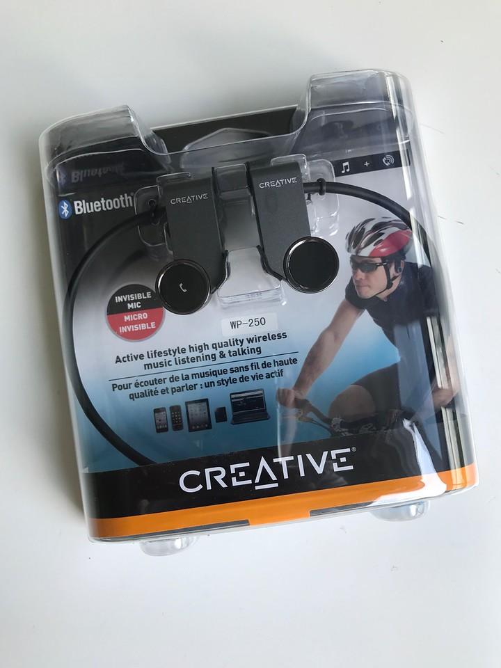 Creative WP-250 Bluetooth Wireless Headset