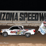 Wild West Shootout Pace Truck