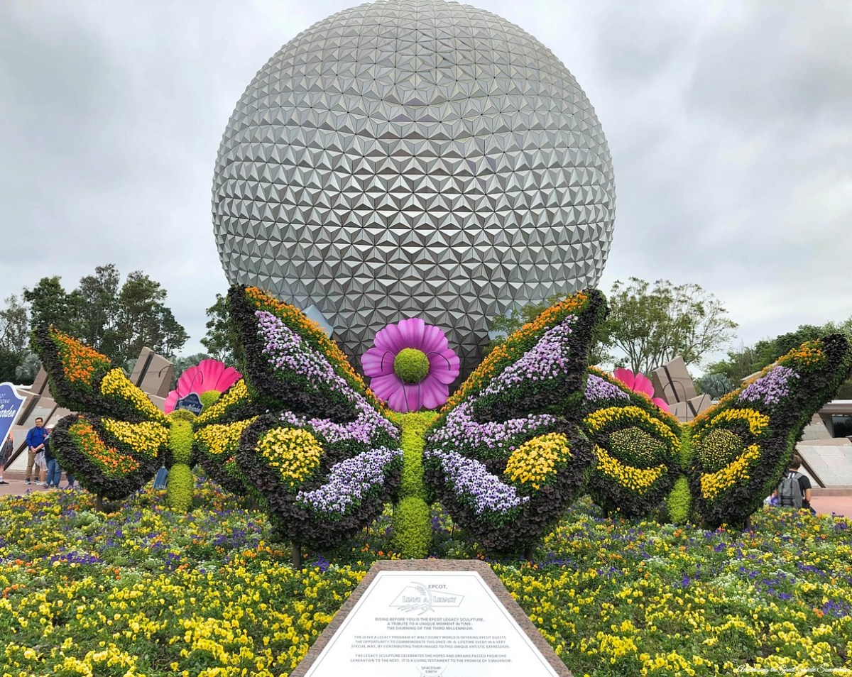 new guide to the 2019 epcot international flower and garden festival