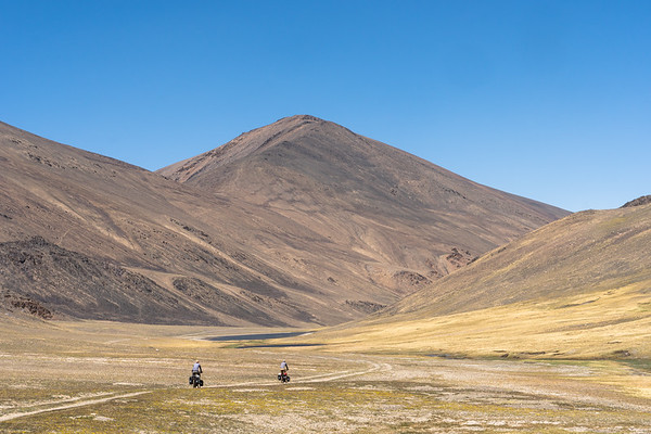 Cycling on another planet
