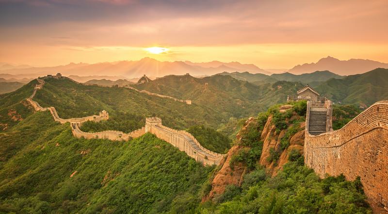 中国两个星期:中国的两个字母