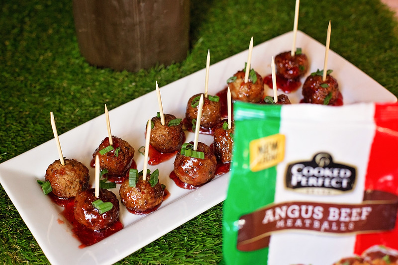 perfect cooked meatballs