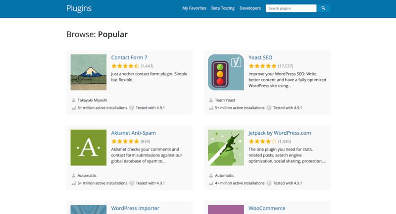 Starting a travel blog - WordPress plugins
