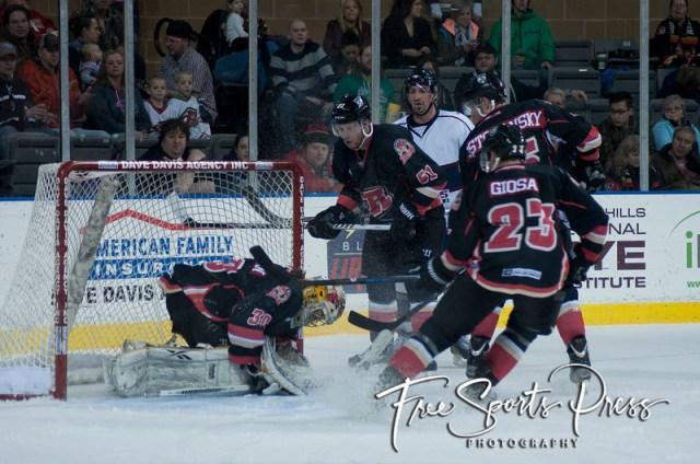 Rush vs Oilers (01/07/2014)