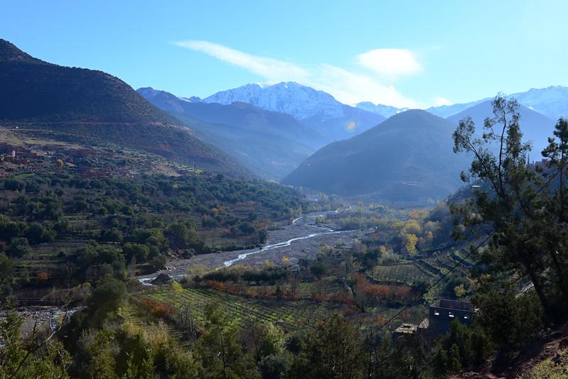 世界上最伟大的世界——圣弗朗西斯科的山脉