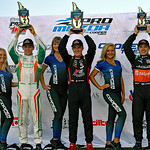 Top 3 in Pro Mazda Feature
