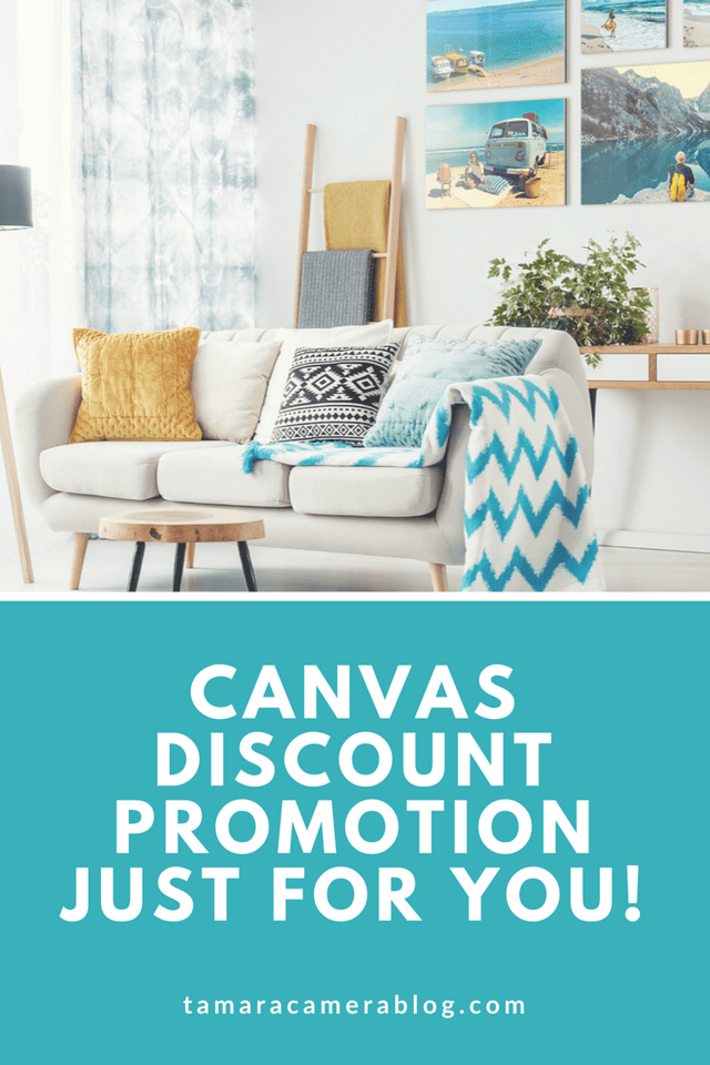 What does this photographer say is the best thing to do with your photos? Canvas Discount Prints. And right now they're on sale! So good! #ad #CanvasDiscount