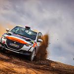 Teste Ricardo Sousa Peugeot Iberica 2021