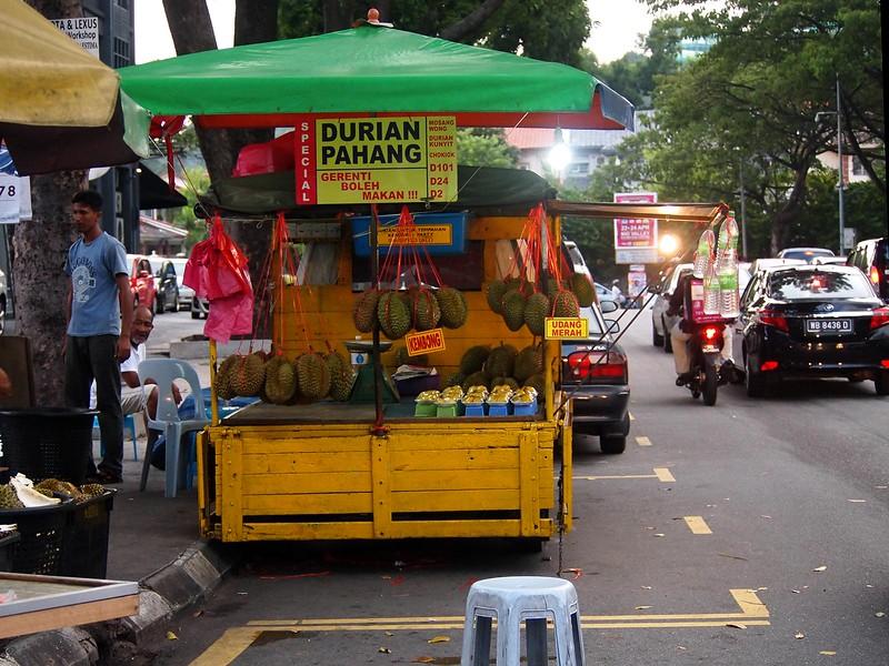 Sri hartamas kuala lumpur durian