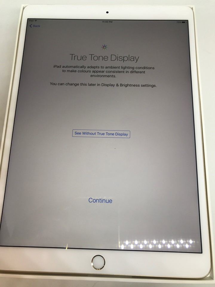 Apple iPad Pro 10.5 Wifi Cellular Unboxing