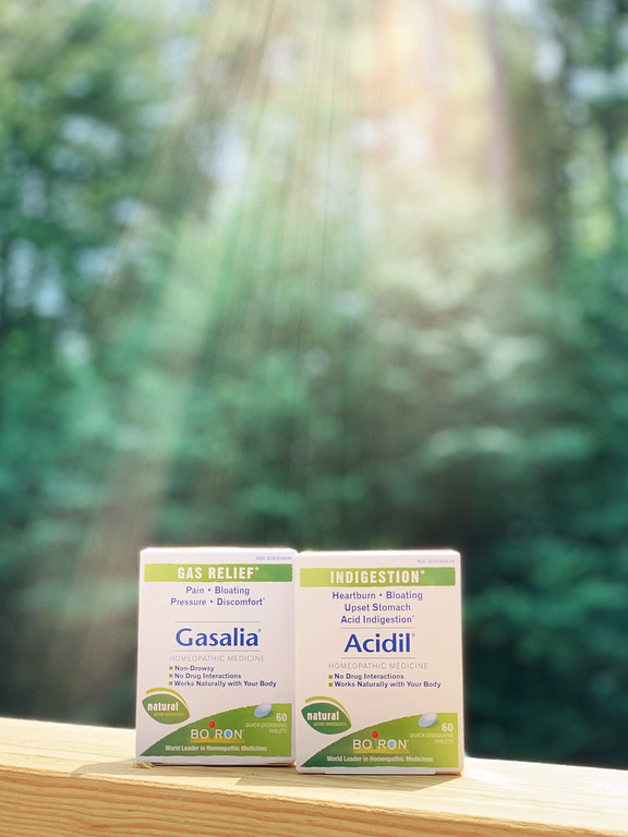 Traveling this summer? Find out how Boiron products, like Acidil and Gasalia, can give you the best belly while on the go! @BoironUSA #ad #BoironBetterBelly