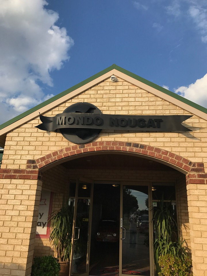 Morish Nuts Mondo Nougat Swan Valley Perth