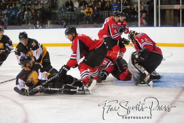 Rush vs Sundogs   Preseason (10/17/2011)