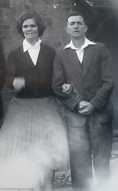 Cyril and Florence Ricketts