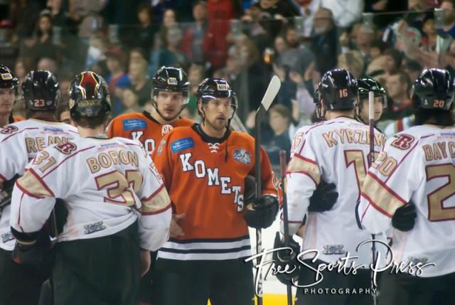 Rush vs Komets (04/10/2012)