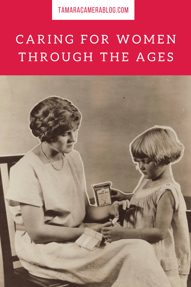 I was heartened to read about how Johnson & Johnson has helped women through the ages. Did you know all of this fascinating info? Read on! #DiscoverJNJ #ad