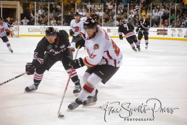 Rush vs Komets (04/15/2011)