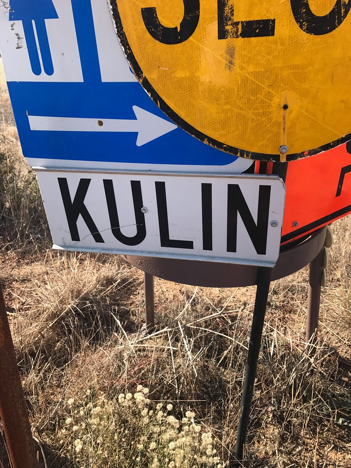Tin Horse Highway Kulin