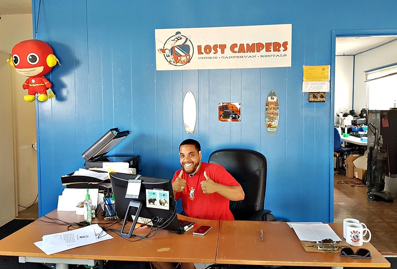 California road trip - Lost Campers Staff
