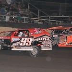 #99W Chris Arnold #24H Mike Harrison