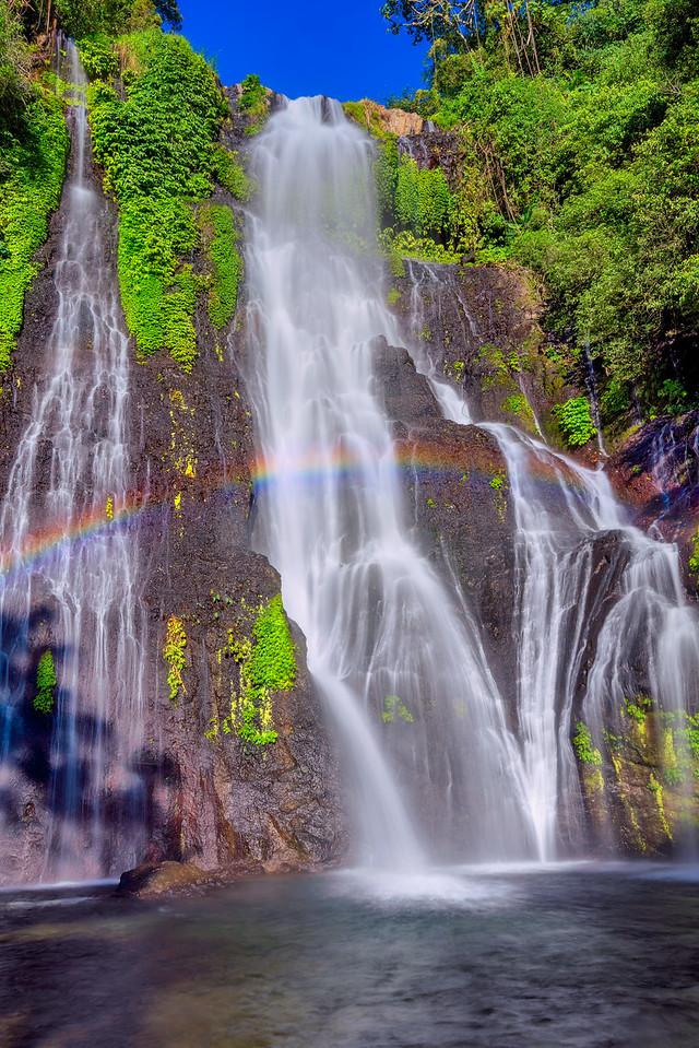 Pictures from Bali Banyumala Waterfall