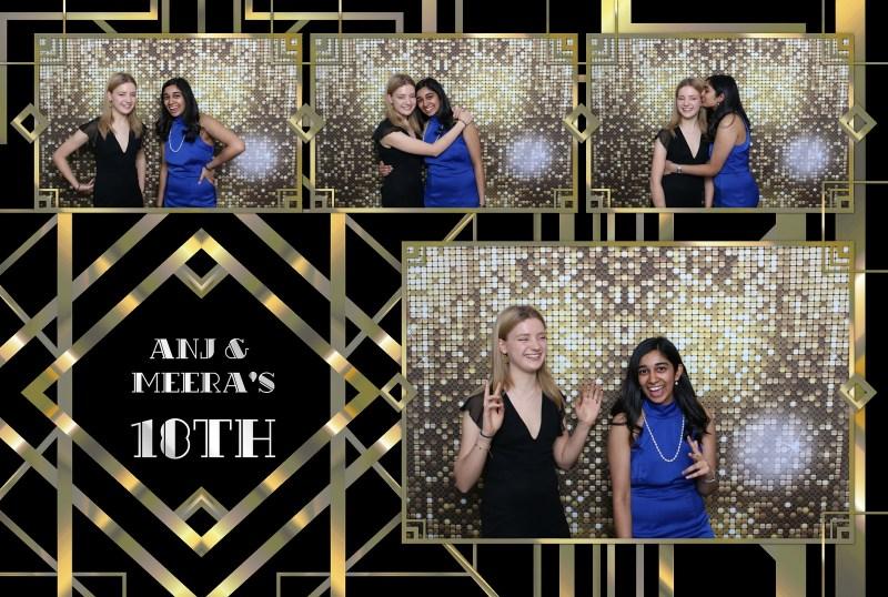 Anj & Meera's 18th