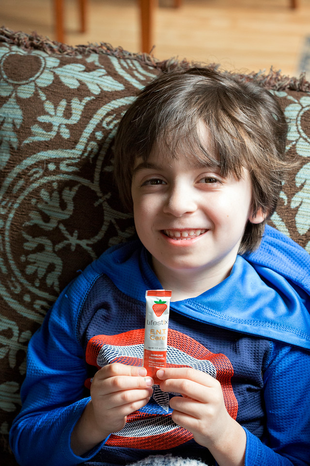 We were a little surprised to have such sick kids well into April. The thing is, though, it's important to support your family's immune health all year long! Here are our favorite ways to support your family's immune health this spring, and beyond! #ad