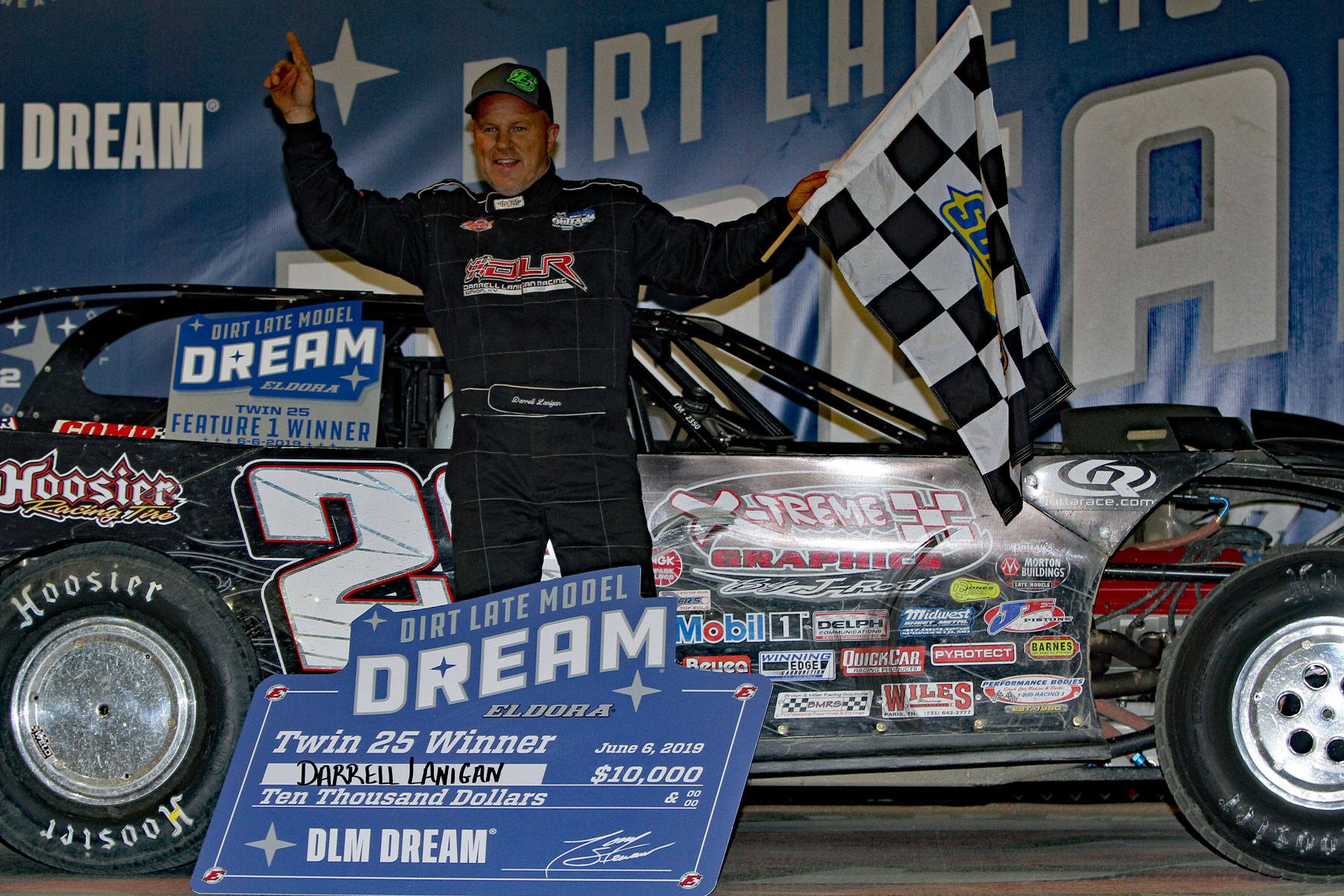 Jim DenHamer's photos from Eldora Speedway's Dream Thursday